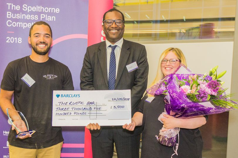 Spelthorne Business Plan Competition 2018 - Surrey Live