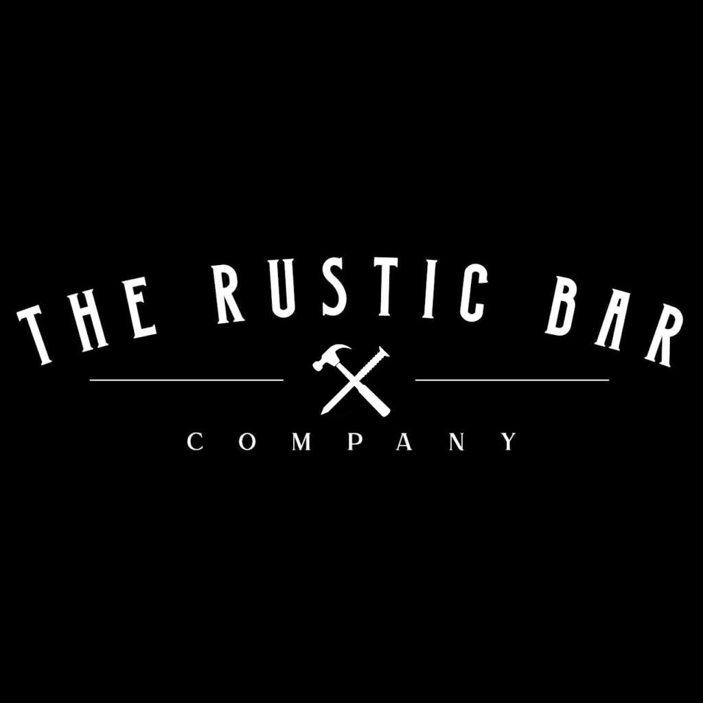 The Rustic Bar Company Logo - Square